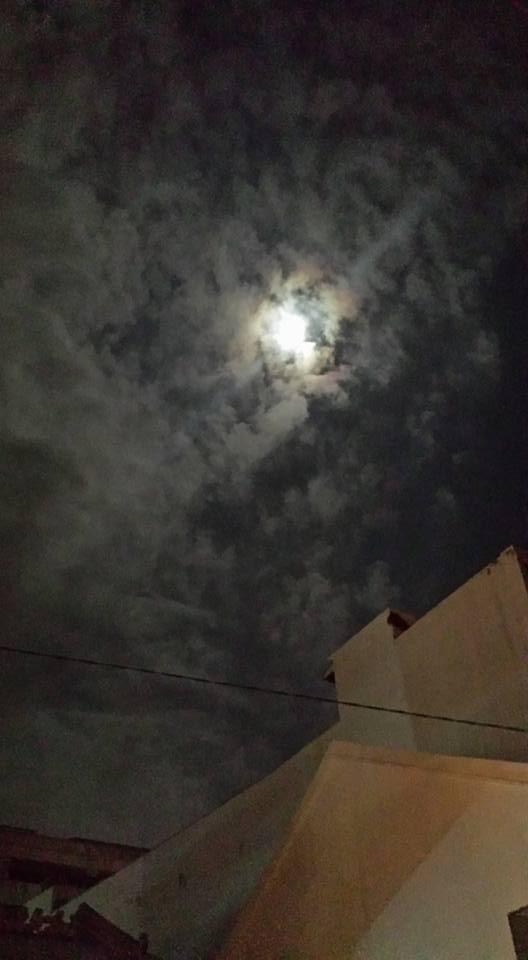 月亮代表妈妈的心