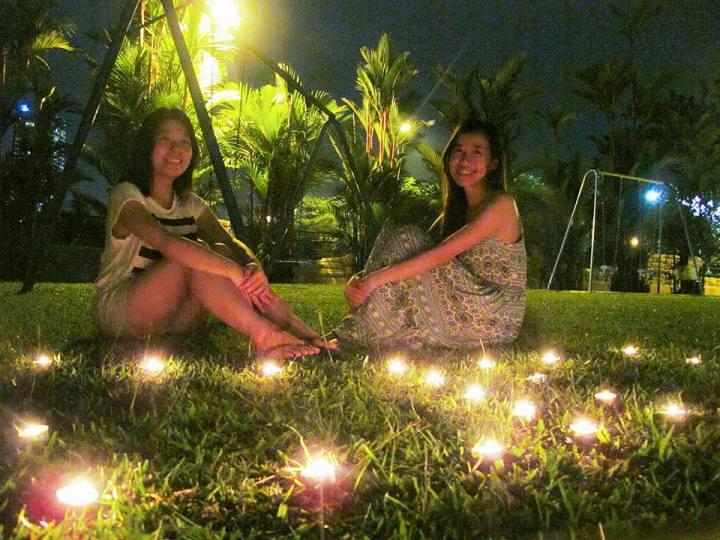 月光會,與月亮野餐